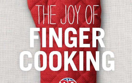 finger cooking