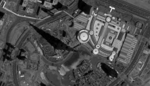 satelite footage