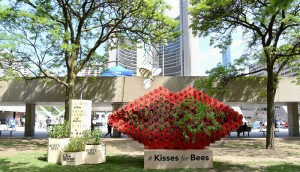 Burt-s Bees Canada-It-s Time To Kiss Back- Burt-s Bees Supports