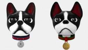 gucci-dog-custom-animoji