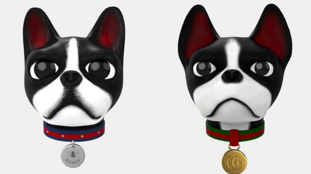 gucci-dog-custom-animoji