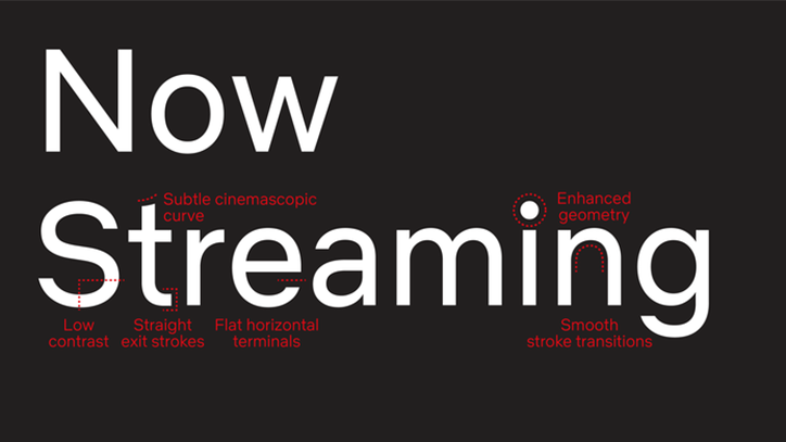 A new type of look for Netflix » Stimulant