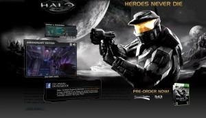 Halo remastered