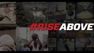#riseabove