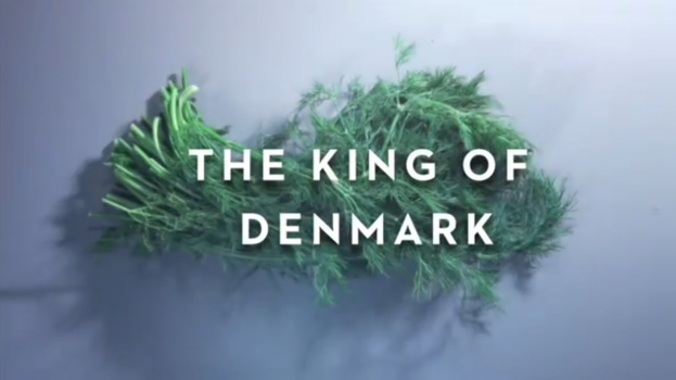 king of denmark