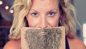 bearded notebook
