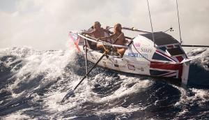 2 Boys In A Boat.  Talisker Atlantic Whiskey Challenge.  Antigua.