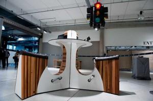 peddle desk