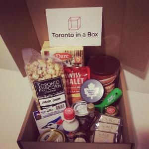 toronto in a box 1