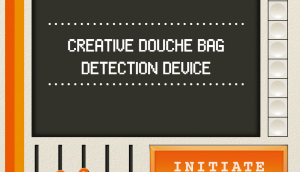creative director douchebag