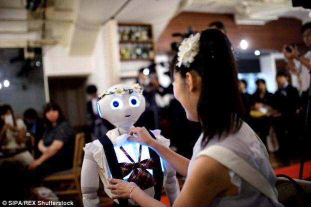 robot wedding3