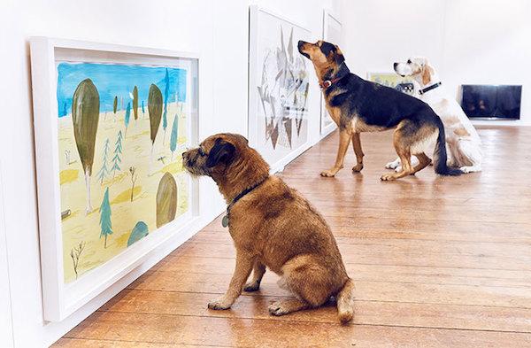 dog art1