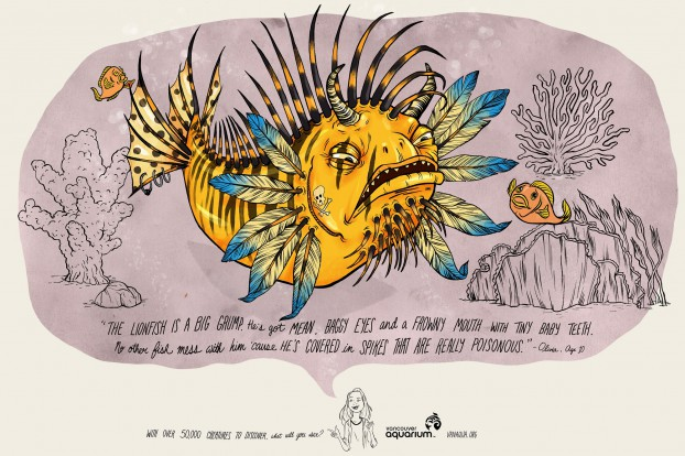 vanaqua_lionfish_print