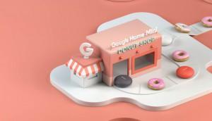 Google Donuts