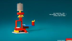 Lego-Forklift