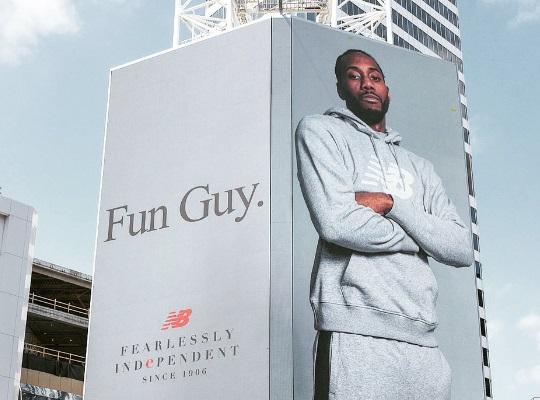 Kawhi Leonard is a 'Fun Guy' for New