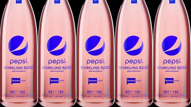Pepsi Rose
