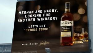 MediaCity_Outdoor Digital - Corby's JP Wiser's_Windsor