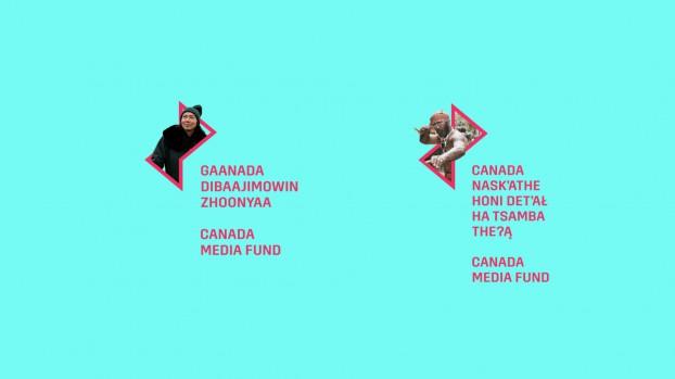 cmf indigenous logos with english