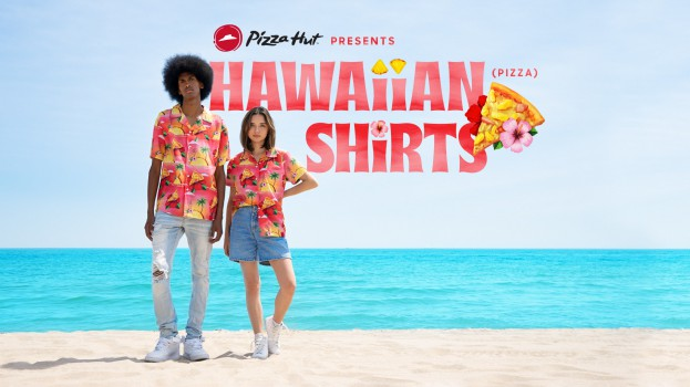 Pizza Hut Canada-Pizza Hut Releases Limited Edition Hawaiian Piz